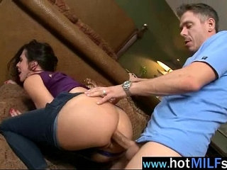 ariella ferrera hot mature lady acting like a star in porn tape clip