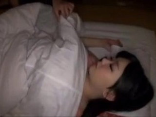 Sleeping Threesome with Mom More Videos