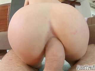 Ass Traffic Lindsey Olsen Ass to mouth cum swallowing russian