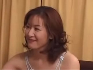 Old Japanese Milf Loves Young Boys Cock